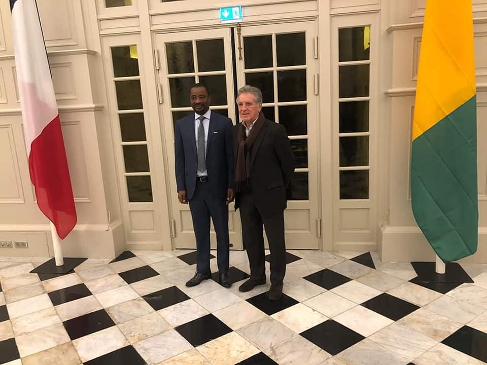 Marseilles: quand le ministre Tibou Kamara imprime sa marque au Sommet International sur le Partenariat Digital entre l' Afrique et l' Europe