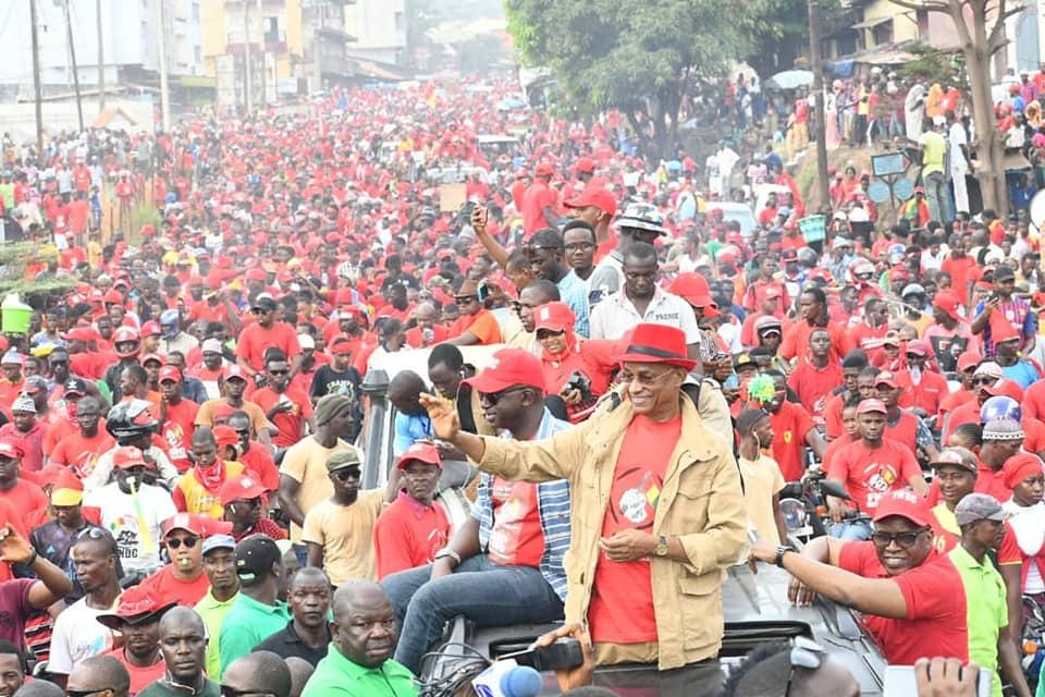 Manifestation du FNDC: la réaction du gouvernement