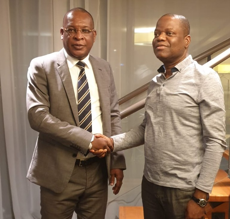 Qui est ce milliardaire que le général Konaté a rencontré à Paris ?