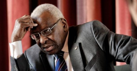 Le Sénégalais, Lamine Diack, ancien patron de l'athlétisme mondial, jugé pour «corruption»