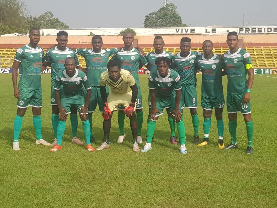 Ligue 1 Pro: le Hafia FC enchaîne une deuxième victoire