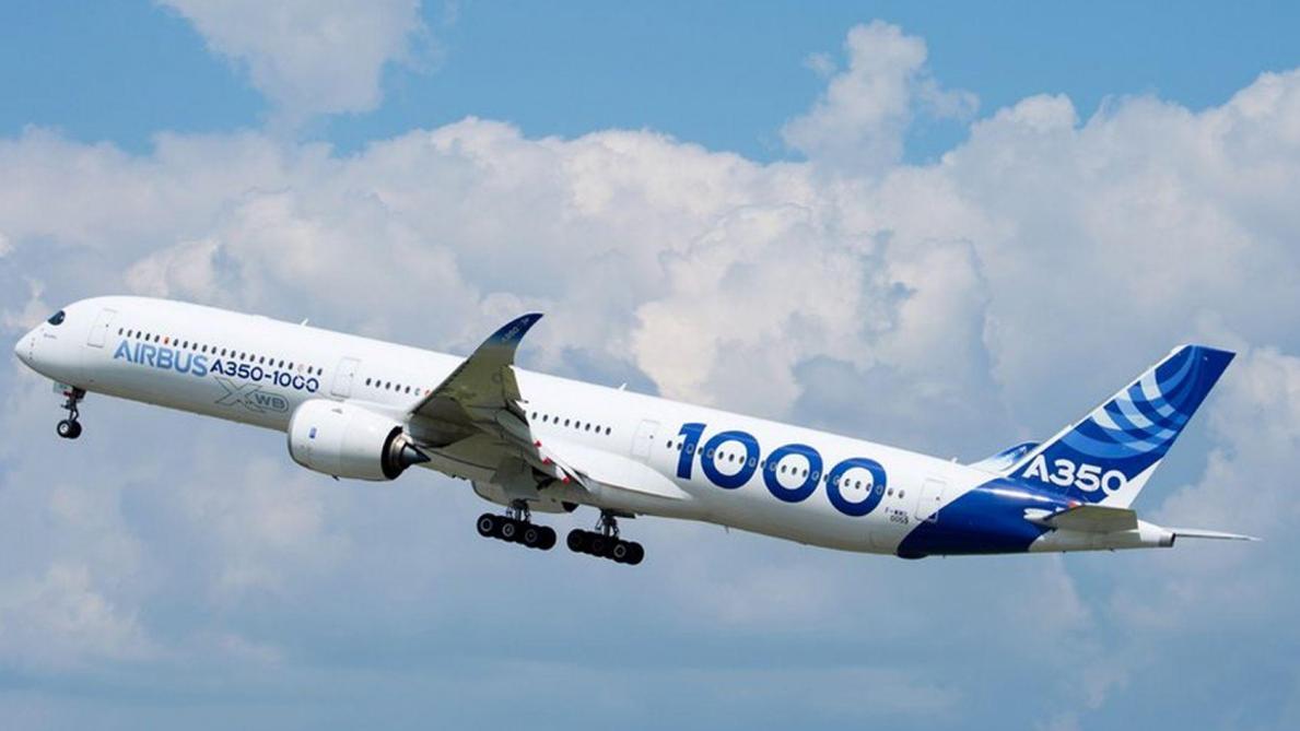 Airbus réussit à faire décoller un avion en pilotage automatique