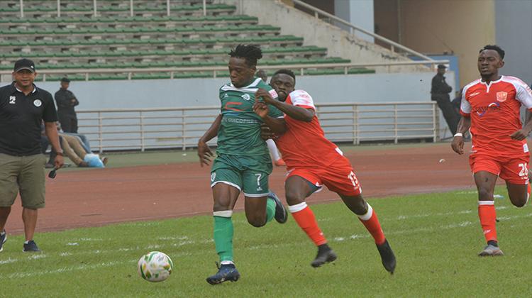 Ligue 1 Pro: le Horoya AC domine le Hafia FC à Conakry  ( 1 - 0 )