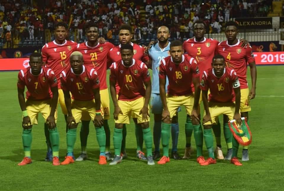 Éliminatoires Mondial 2022 au Qatar: la Guinée logé dans le même groupe avec le Maroc