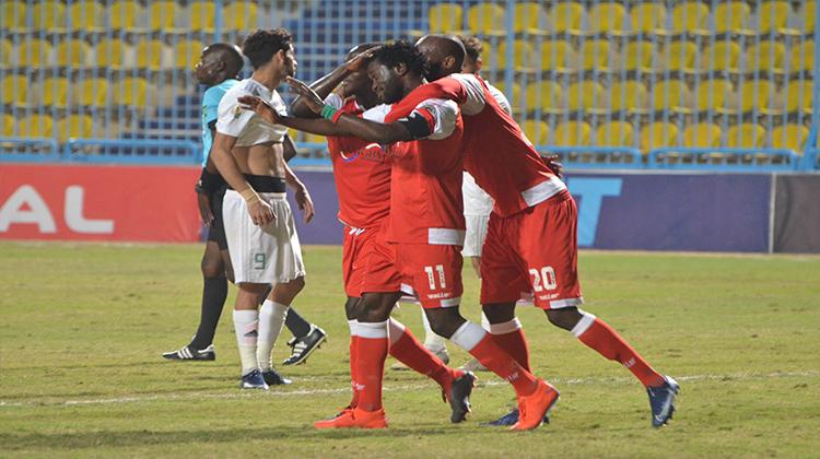 Coupe de la CAF: après une belle opération en Egypte, le Horoya AC retrouve les quarts de finale