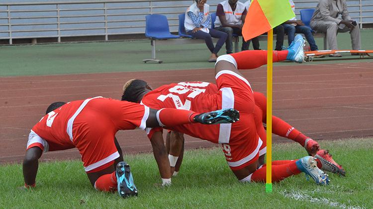 Ligue 1 Pro: le Horoya AC monte sur le podium