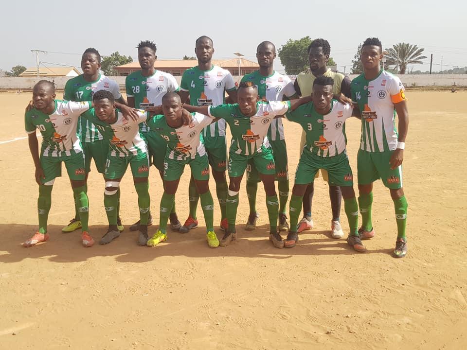 Ligue 1 Pro: le Hafia FC chute à Kindia