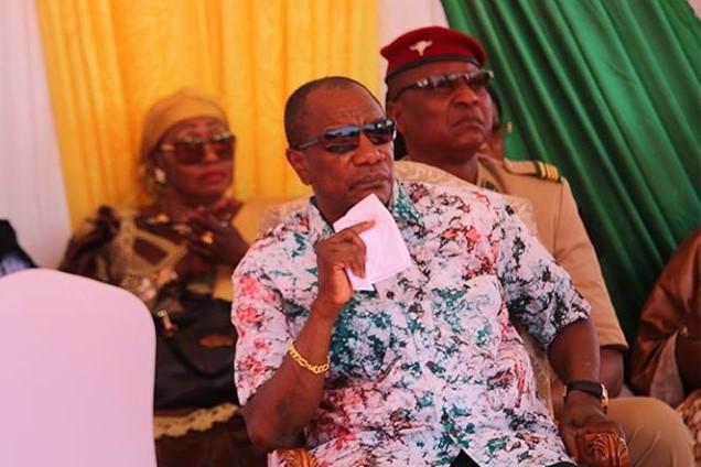 Malgré son grand âge, Alpha Condé est il toujours en forme physiquement et mentalement pour diriger la Guinée ?