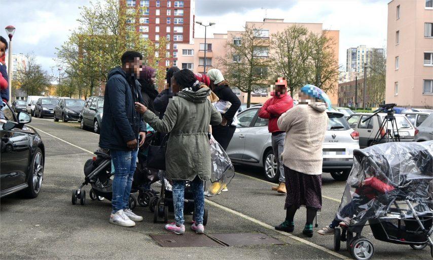 Le Mans ( France ): une Guinéenne tuée à coups de couteau, son compagnon toujours en fuite