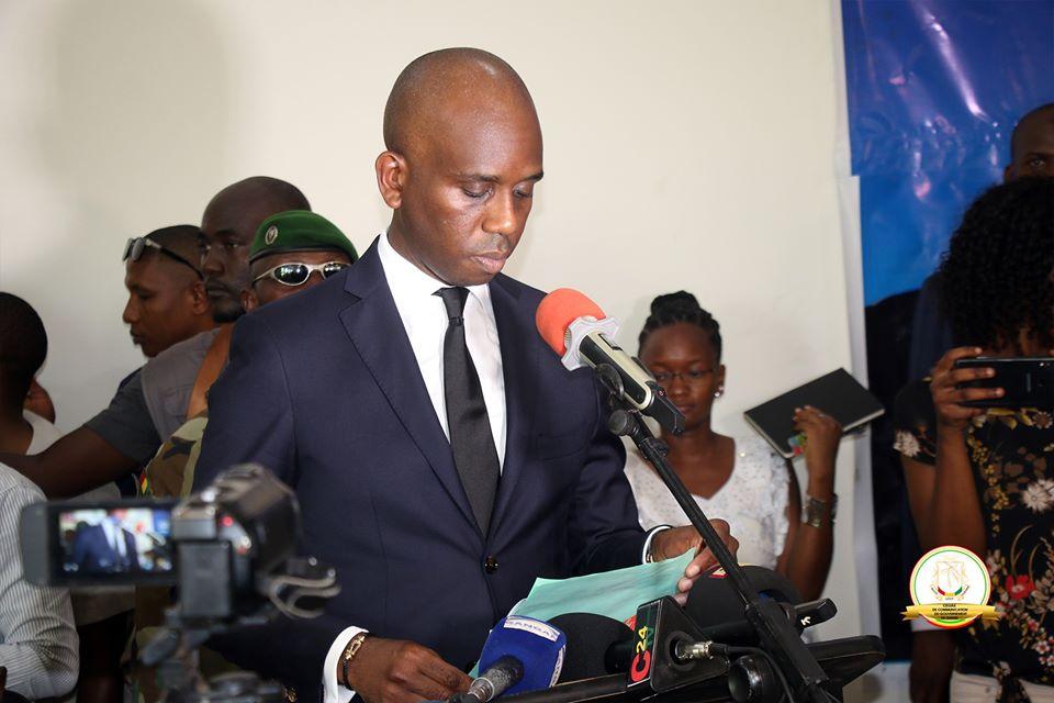 Discours de prise de fonction du nouveau ministre de l'enseignement supérieur et de la recherche scientifique