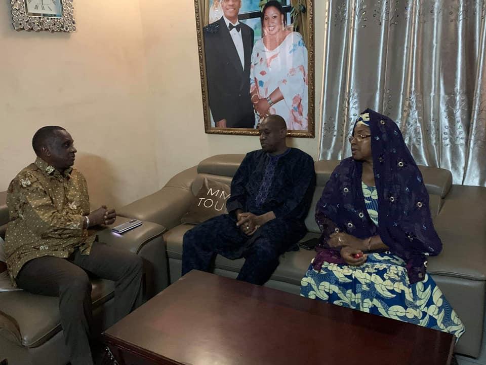 Décès de la fille du président de la Fédération Malienne de Football: les condoléances du président Antonio Souaré