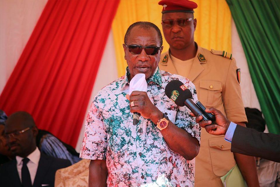 Elections en Guinée : quand le coronavirus fait les affaires d'Alpha Condé