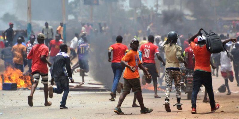 Elections sous haute tension en Guinée, les kits sanitaires invisibles