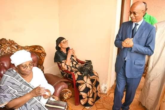 Décès de Ousmane Conté: Cellou Dalein Diallo présente ses condoléances à la famille éplorée