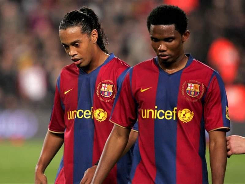 Ronaldinho en prison: Samuel Eto'o vole à son secours