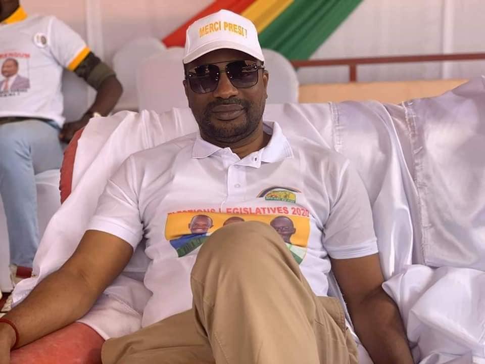 Dinguiraye: à peine élu député, Tibou Kamara joue la carte du dialogue pour la paix et la prospérité dans la cité d'Elhadj Omar Tall