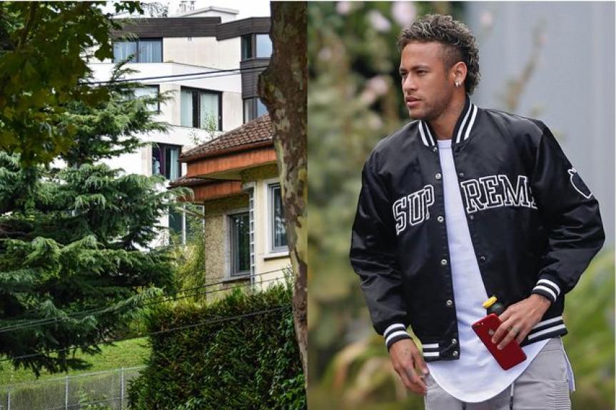 Coronavirus: Neymar, confiné au Brésil, disposerait d'un supermarché dans sa maison