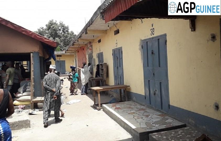 Insécurité: trois boutiques vidées par des inconnus à Dubréka
