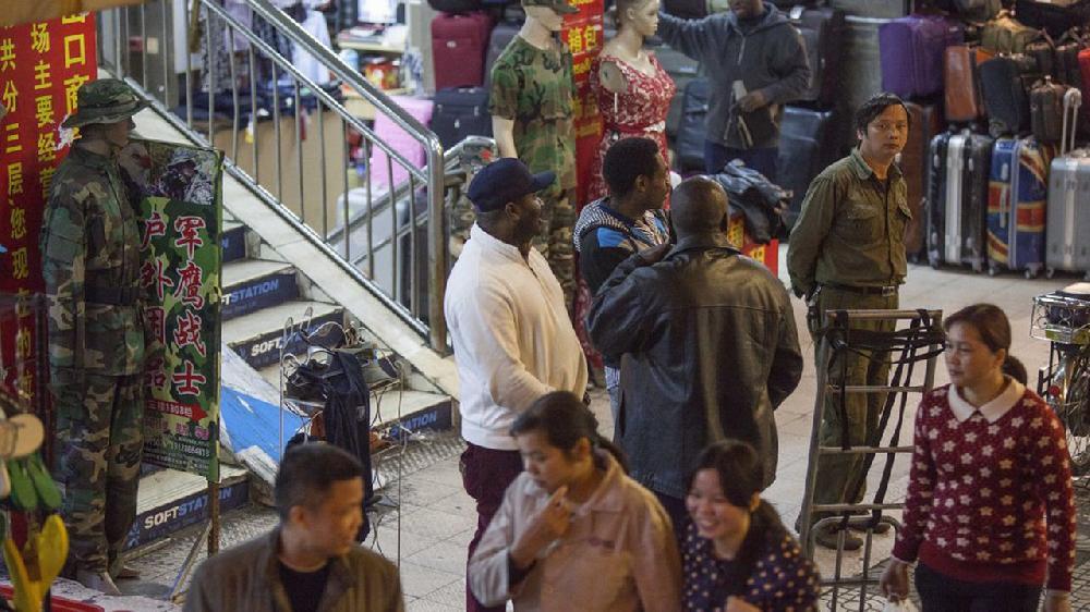 Guinéens malmenés en Chine:  Baadiko se fâche tout rouge et demande à Alpha Condé d'agir ( déclaration )