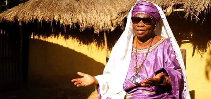 Lansana Kouyaté rend un vibrant hommage à feue Kadé Diawara