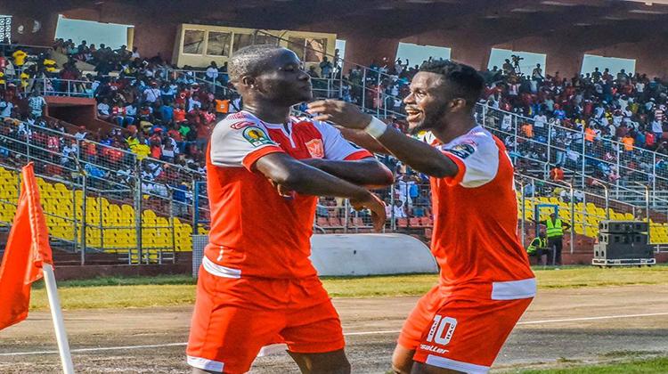 Coupe de la CAF: le Horoya AC en route pour la reprise des entraînements ( lettre à la Feguifoot ) )