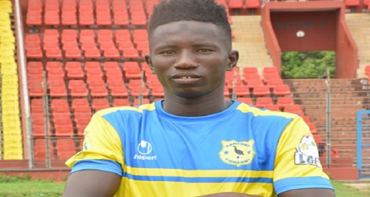 Football: le Horoya AC renforce sa ligne d'attaque avec l'arrivée, pour un an, de Yacouba Gnagna Barry