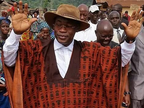 Le jour où   Dadis a voulu  céder le pouvoir à Papa Koly Kourouma
