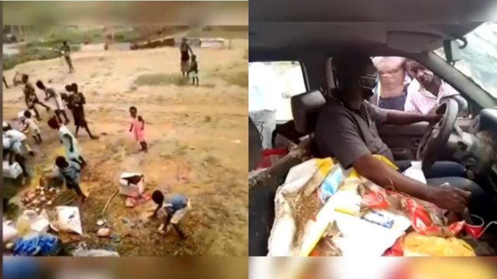 Scène ubuesque dans un village du Gabon : un préfet chassé avec les dons qu'il venait offrir