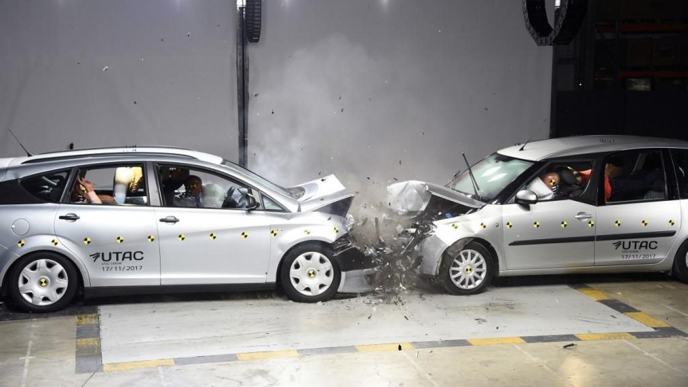 En France, les corps donnés à la science peuvent servir pour «les crash tests»