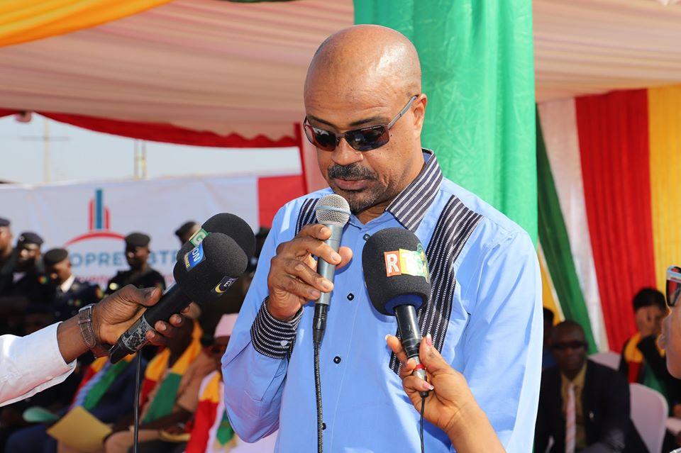 Le gouvernement rappelle qu'il est interdit de sortir de Conakry pour l'intérieur du pays ( communiqué )
