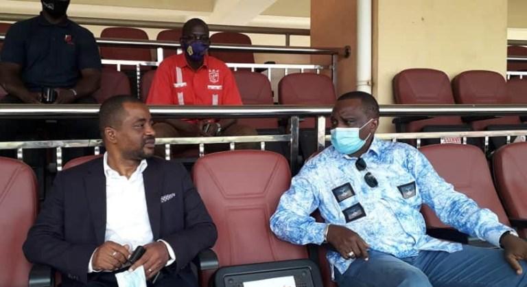 Stade Général Lansana Conté: