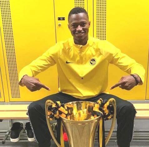La Fédération Guinéenne de Football félicite le champion de Suisse, Mohamed Ali Camara du BSC Young Boys