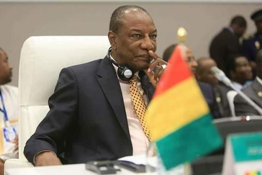 Sékhoutouréyah 2020: Alpha Condé, candidat officiel  de la CODECC