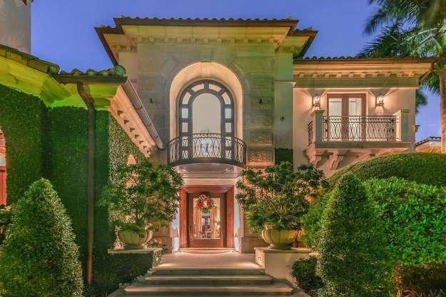 La chanteuse Américaine, Jennifer Lopez, s'offrent une villa à 40 millions de dollars