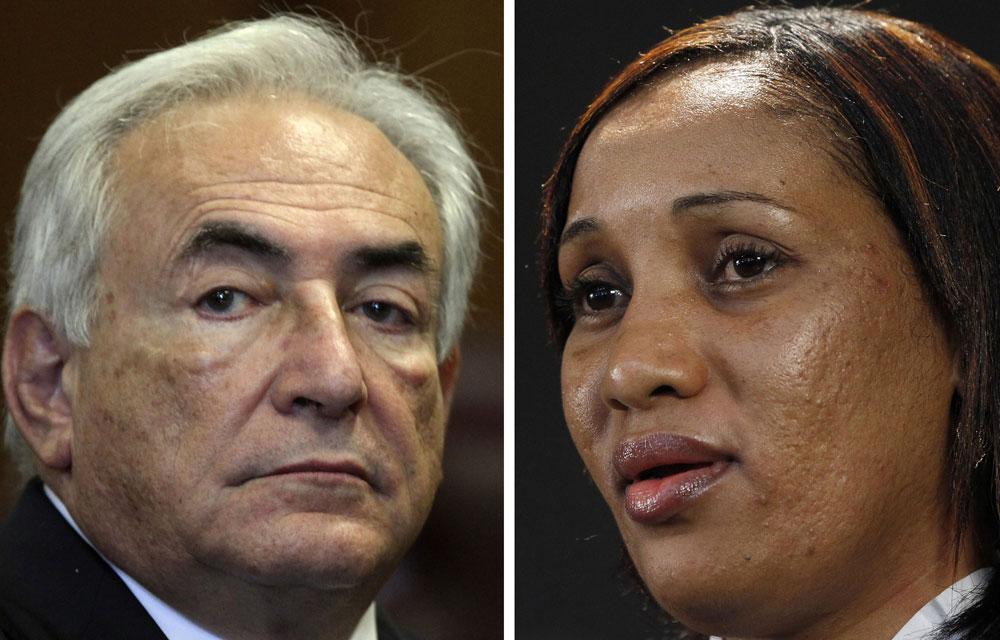 Affaire Nafissatou Diallo: DSK a-t-il versé un million de dollars à la Guinéenne ?