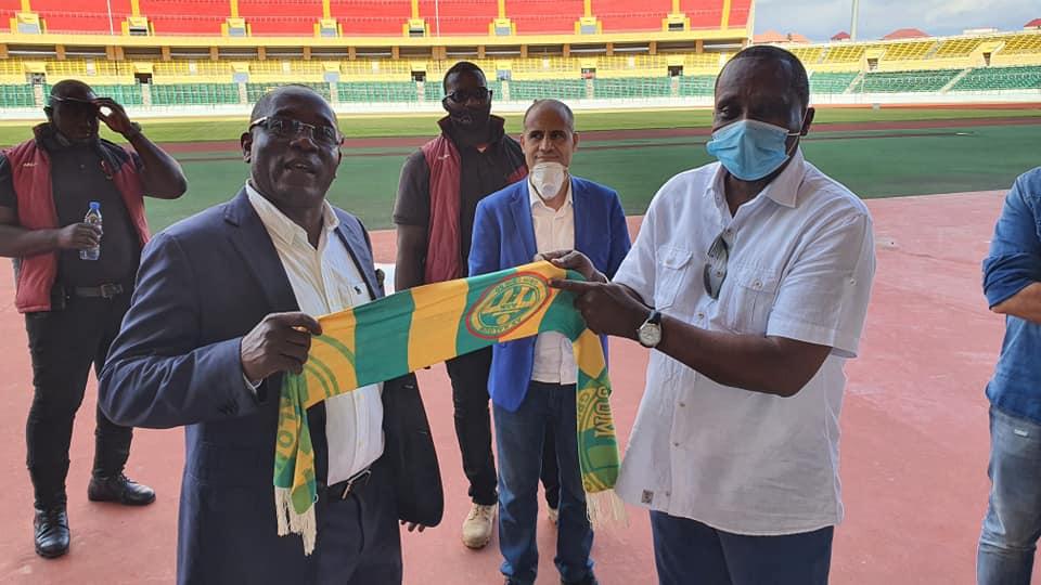 Stade Général Lansana Conté de Nongo et Hôtel du Syli National: où en est on avec les travaux ?
