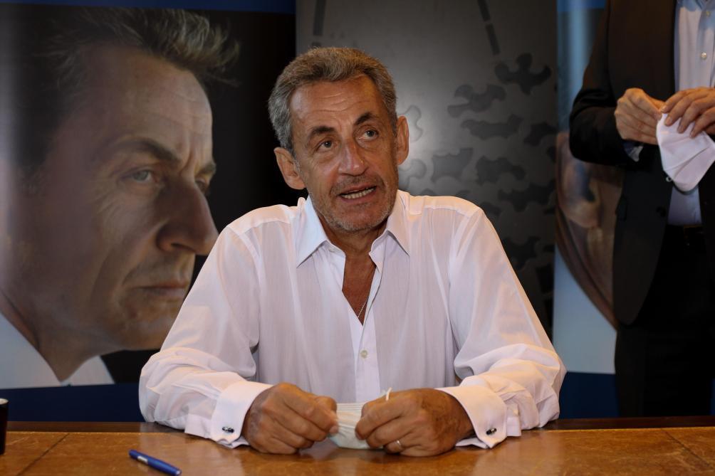 Nicolas Sarkozy vexé quand on ne l'appelle pas «Monsieur le Président» (vidéo)