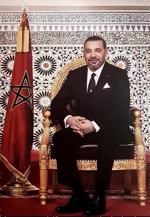 Mohammed VI, roi du Maroc, s'offre un maison de 80 millions d'euros à Paris