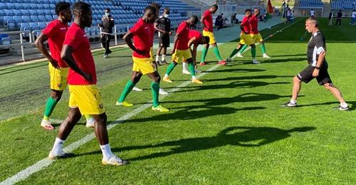 Pourquoi le match amical Guinée - Gambie a-t-il été annulé  au Portugal ?