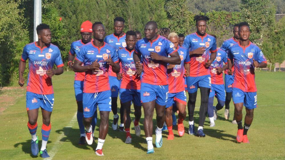 Coupe de la CAF: tous ensemble  avec le Horoya AC pour une demi-finale réussie
