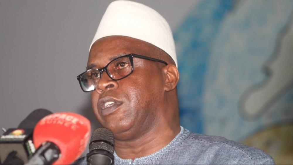 Fodé Oussou Fofana: