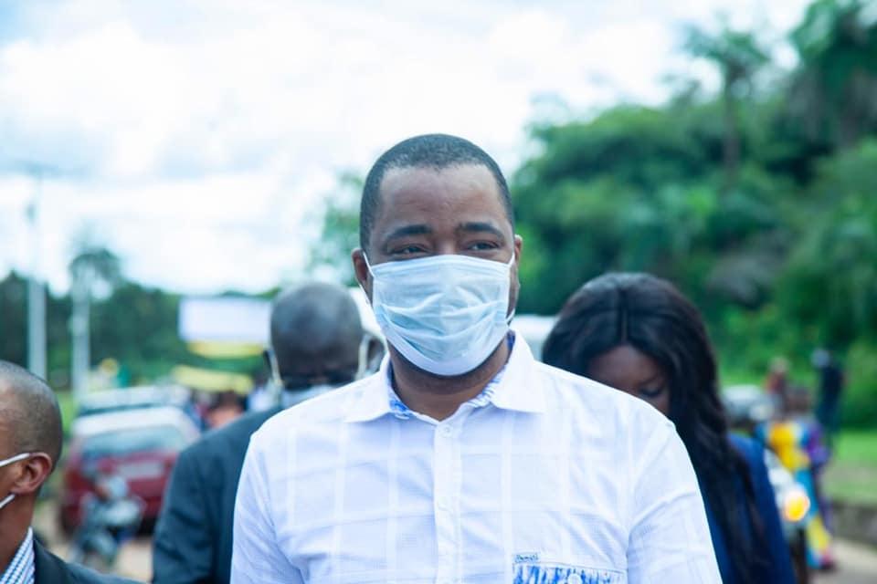 Tibou Kamara à Dinguiraye: