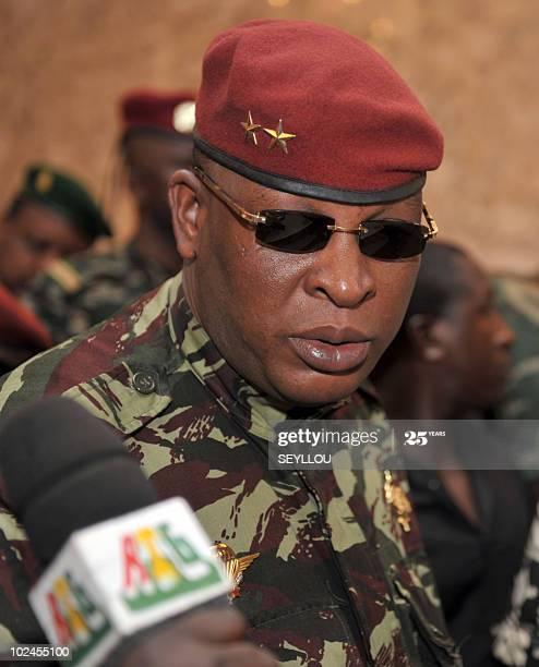 Le général Konaté à Bamako ?