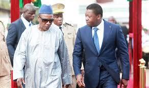 Présidentielle en Guinée: Faure Gnassinbé félicite Alpha Condé
