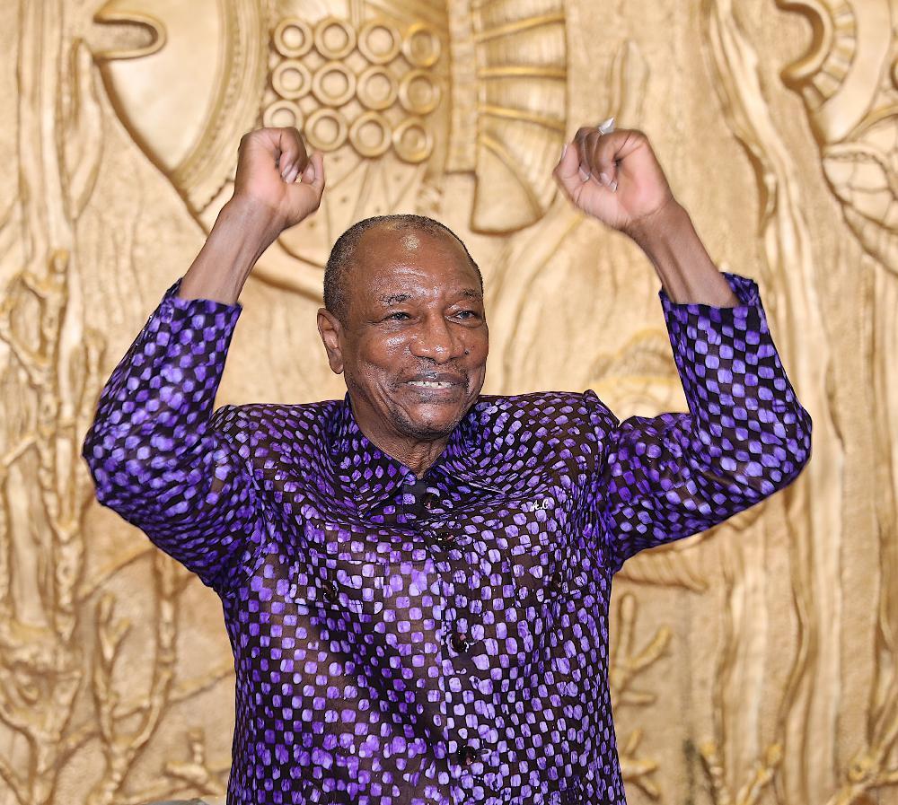 Sékhoutouréyah 2020: la Confédération Patronale des Employeurs de Guinée félicite le président Condé ( déclaration )