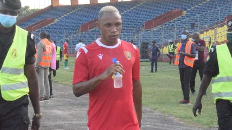 Syli National - Tchad: 1 - 0 / Baptême de feu réussi pour Boniface Haba