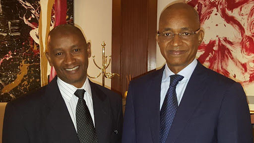 Docteur Alpha Amadou Diallo: