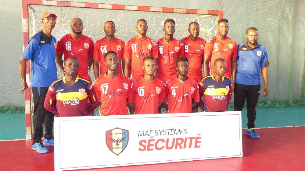 Ligue 1 de Handball: le Horoya AC s'impose, au finish, sur le Tout Puissant de Guinée