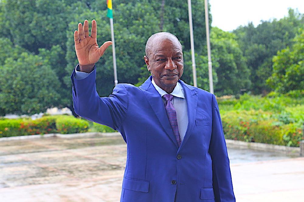 Présidentielle en Guinée: la Suisse félicite Alpha Condé