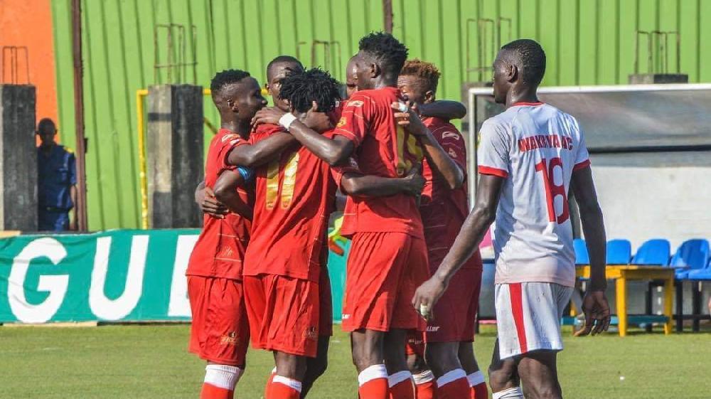 Wakryia vs Horoya AC en vidéo: le résumé d'un match plein d'intérêt